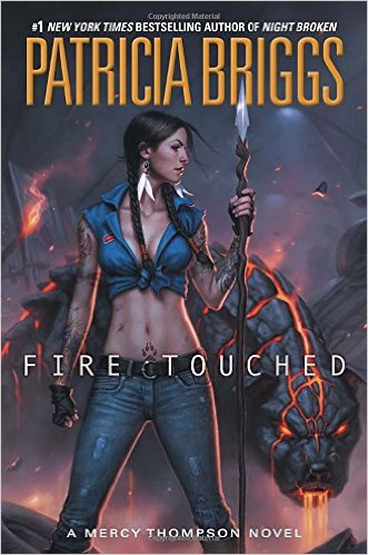Fire Touched: A Mercy Thompson Novel Review