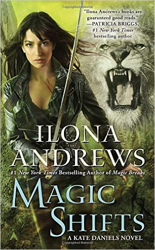 Magic Shifts: A Kate Daniels Novel Review